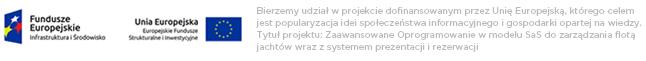 Bofort.pl dofinansowany prze UE.