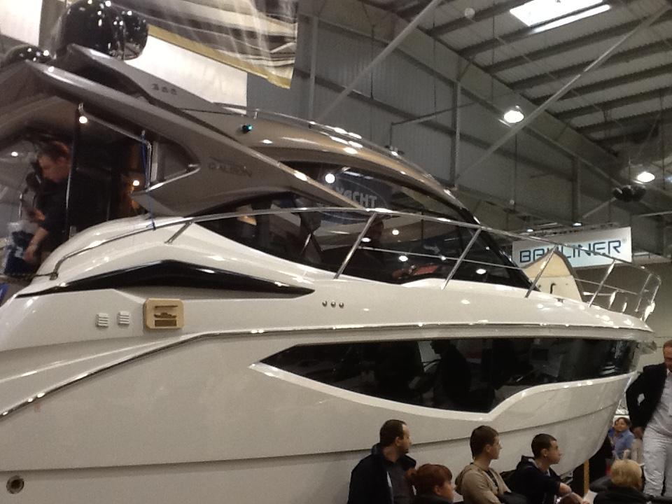 galeon jachty motorowe