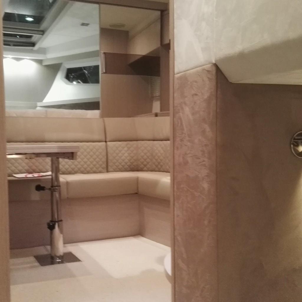 galeon - luksusowe wnętrze- czarter
