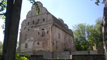 Gizycko zamek